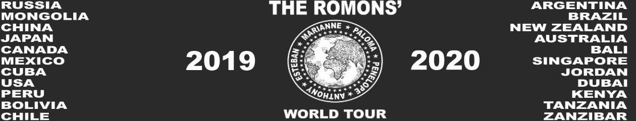 TheRomonsWorldTour
